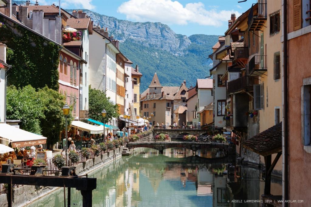 Annecy, Rhône-Alpes
