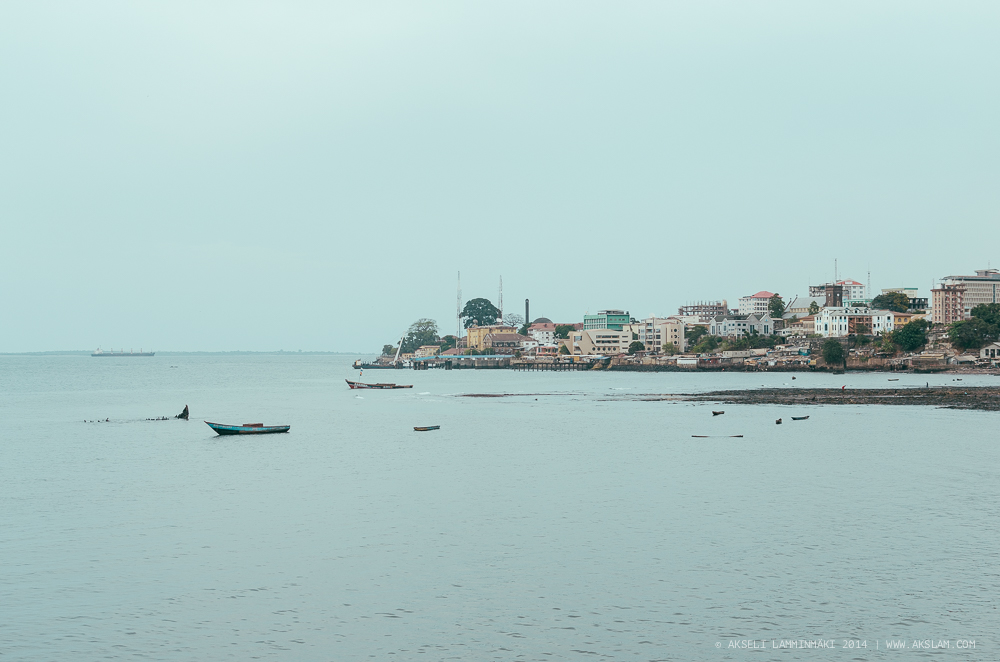 Cityscapes, Freetown