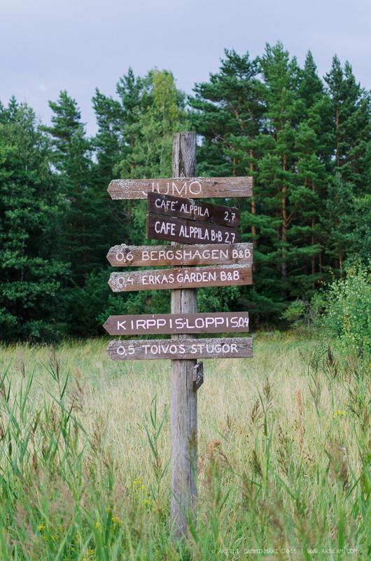 The Archipelago Trail, Finland