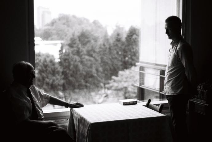 A conversation, Espoo